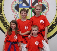 Tae Kwon Do Campers